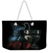 Pitcher And Fruit Weekender Tote Bag