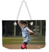 Pitcher Weekender Tote Bag