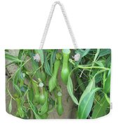 Pitcher Plant Madness Weekender Tote Bag
