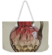 Pitcher Weekender Tote Bag