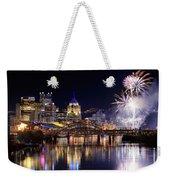 Pittsburgh 1  Weekender Tote Bag by Emmanuel Panagiotakis