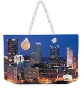 Pittsburgh 6 Weekender Tote Bag