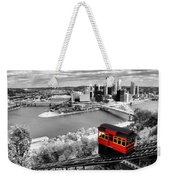 Pittsburgh From The Incline Weekender Tote Bag