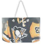 Pittsburgh Penguins Sidney Crosby 3 Weekender Tote Bag