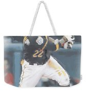 Pittsburgh Pirates Andrew Mccutchen 3 Weekender Tote Bag