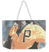 Pittsburgh Pirates Andrew Mccutchen Weekender Tote Bag