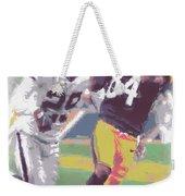 Pittsburgh Steelers Antonio Brown 1 Weekender Tote Bag