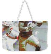 Pittsburgh Steelers Antonio Brown 3 Weekender Tote Bag