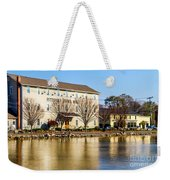 Pittsford Four Mill Weekender Tote Bag