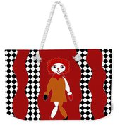 Pittypat Clown Weekender Tote Bag