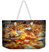 Pizza Pie For The Eye Weekender Tote Bag