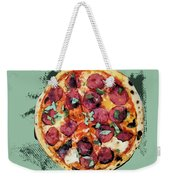 Pizza - The Corleone Special Weekender Tote Bag