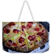 Pizzas Here Weekender Tote Bag