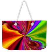 Pizzazz 1 Weekender Tote Bag