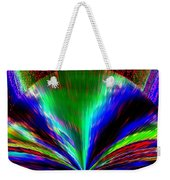 Pizzazz 10 Weekender Tote Bag