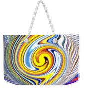 Pizzazz 25 Weekender Tote Bag
