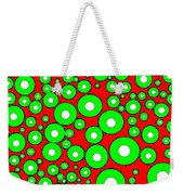 Pizzazz 5 Weekender Tote Bag