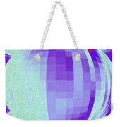Pizzazz 9 Weekender Tote Bag
