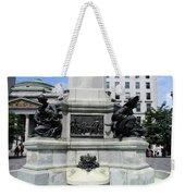 Place D'armes Sculpture 5 Weekender Tote Bag