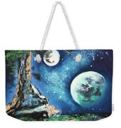 Place For Dreaming Weekender Tote Bag