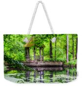 Place To Relax And Meditate  Weekender Tote Bag