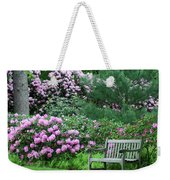 Place To Rest Weekender Tote Bag