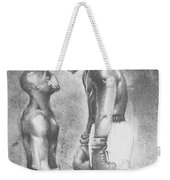 Place Your Bets Weekender Tote Bag