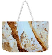 Places Of Worship Weekender Tote Bag