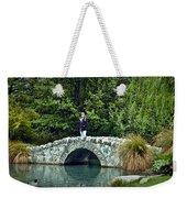 Placid Pond Weekender Tote Bag