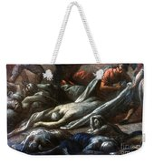 Plague In Marseilles, 1720 Weekender Tote Bag