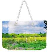 Plain Country Weekender Tote Bag