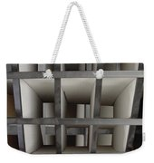 Plain Perspective Weekender Tote Bag