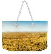 Plain Plains Weekender Tote Bag