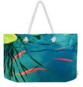Plaisir Aquatique Weekender Tote Bag