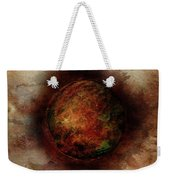 Planetary Breakthrough Weekender Tote Bag