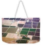 Planet Art Number 4 Weekender Tote Bag