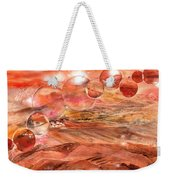Planet Earth - Save Our Deserts Weekender Tote Bag