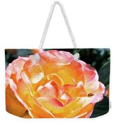 Planet Of The Rose Weekender Tote Bag