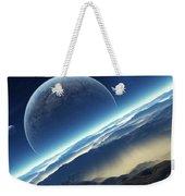 Planet Rise Weekender Tote Bag