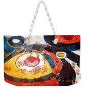 Planets Exploration Weekender Tote Bag