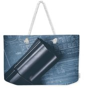 Planning The Heist Weekender Tote Bag