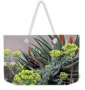 Plant Life Weekender Tote Bag