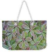Plant Pattern Weekender Tote Bag