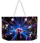 Plasma Sphere Weekender Tote Bag