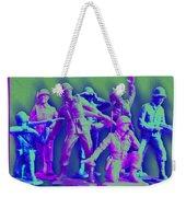 Plastic Army Man Battalion Pop Weekender Tote Bag