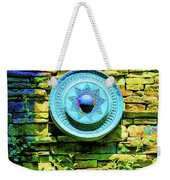 Plate Of Stone Weekender Tote Bag