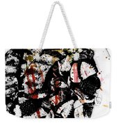 Plated Love Weekender Tote Bag