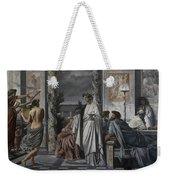 Plato's Symposium Weekender Tote Bag