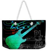 Play 4 Weekender Tote Bag