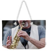 Play It Weekender Tote Bag